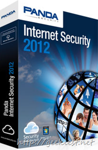 Free Panda Internet Security 2012 license