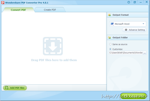 New year giveaway - Wondershare PDF Converter Pro full version licenses worth USD79.95